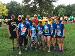 Pride Run Montreal (2015-08-15)